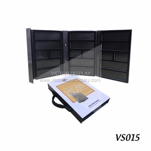 Quartz Stone Sample Display Folders