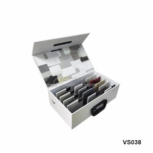 VS038 Sample Box For Quartz Stone