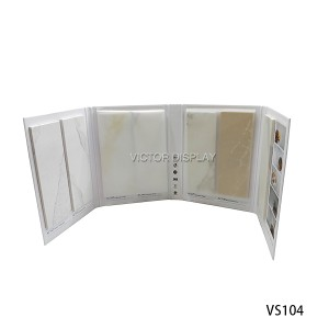 VS104 Natural Stone Display Book