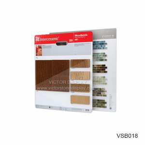Mosaic Tile Sample Display Boards