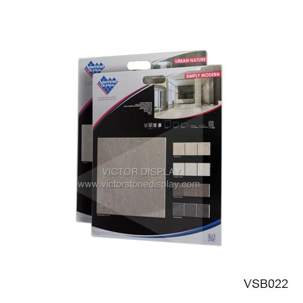 Vsb022 Ceramic Tile Sample Display