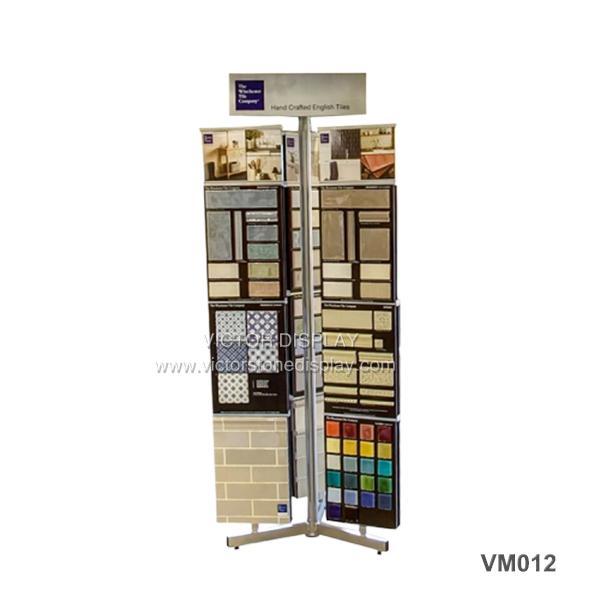 VM012 Rotating Mosaic Tile Stand