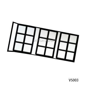 VS003 quartz sample books